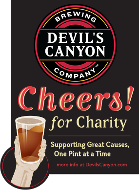 cheers for charity logo