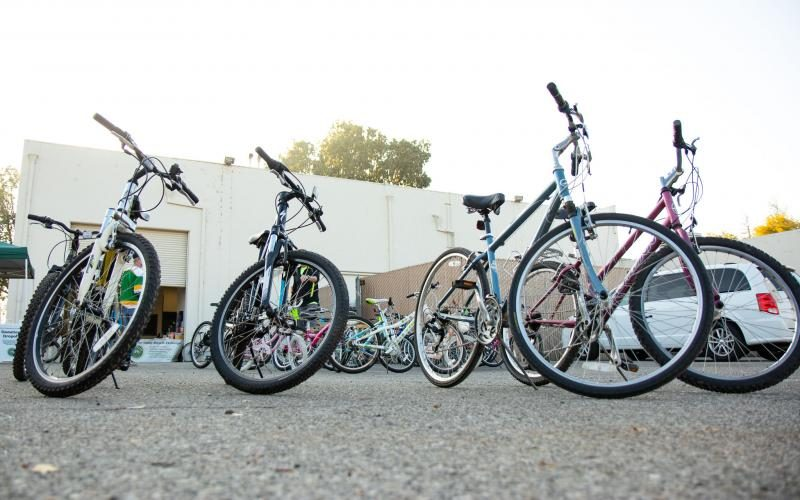 We've got a variety of refurbished used bikes for sale.